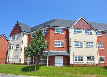 Thumbnail 2 bed flat for sale in Draper Close, Andover