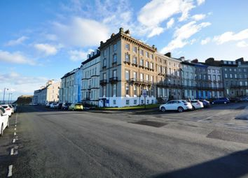 Thumbnail 1 bed flat for sale in Royal Crescent, Whitby