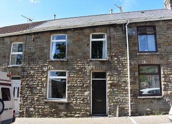Thumbnail 2 bedroom terraced house for sale in The Strand, Blaengarw, Bridgend .