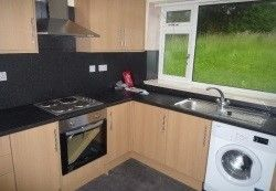 Thumbnail 2 bed flat to rent in Glenside Crescent, West Kilbride, North Ayrshire, 9Aa