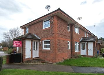Thumbnail 1 bed end terrace house to rent in Waltham Gardens, Banbury