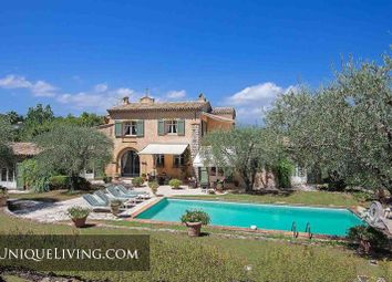 Thumbnail 5 bed villa for sale in Mougins, French Riviera, France