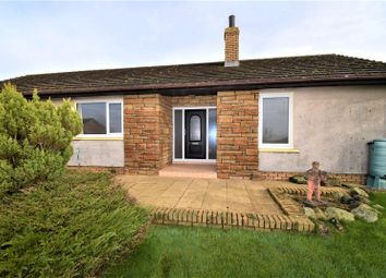 Thumbnail 4 bed detached bungalow for sale in Hill Farm Bungalow, Hill Farm Bungalow, Crosby, Maryport, Cumbria