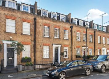 Thumbnail 5 bed terraced house for sale in Little Chester Street, London