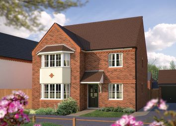 "Thumbnail 5 bed detached house for sale in ""The Oxford"" at Bowbrook, Shrewsbury"