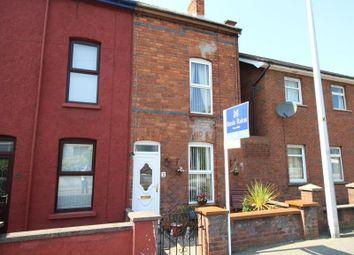 Thumbnail 2 bedroom terraced house for sale in Crawfordsburn Road, Newtownards