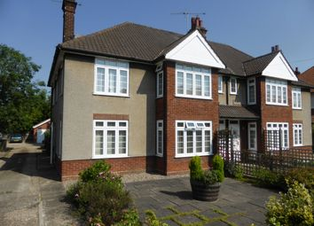 Thumbnail 1 bed maisonette to rent in Valley Road, Ipswich