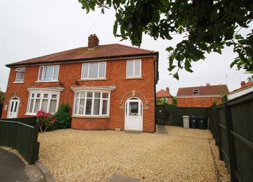 Thumbnail 3 bed semi-detached house for sale in Lawn Crescent, Skegness, Skegness