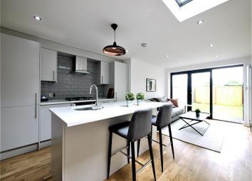 Thumbnail 4 bed town house for sale in Wycliffe Road, Wimbledon