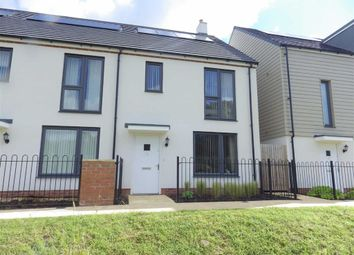 Thumbnail 3 bed end terrace house to rent in Crucible Way, Cinderford