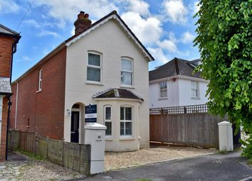 Thumbnail 3 bed detached house for sale in Stanley Road, Lymington