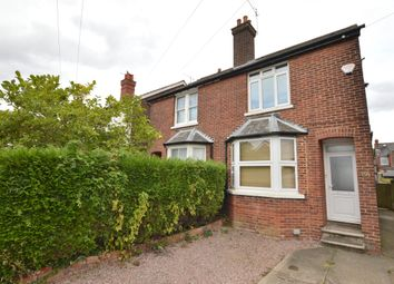 Thumbnail 3 bed semi-detached house for sale in Althorne Road, Redhill