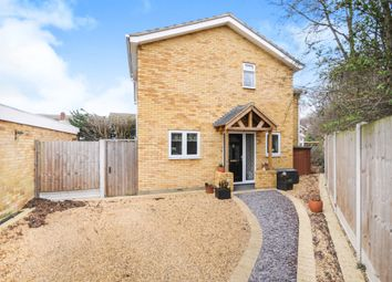 Thumbnail 4 bed detached house for sale in Lyster Avenue, Great Baddow, Chelmsford
