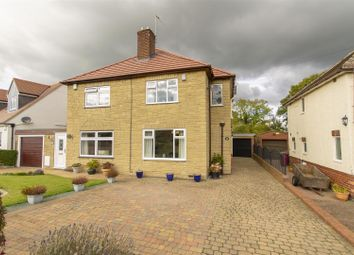 Thumbnail 2 bed semi-detached house for sale in Nethermoor Road, Wingerworth, Chesterfield