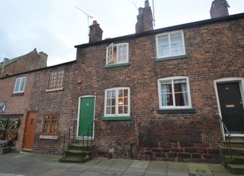 Thumbnail 2 bed terraced house to rent in George Street, Chester