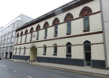 Thumbnail 2 bedroom flat for sale in Commercial Street, Birmingham