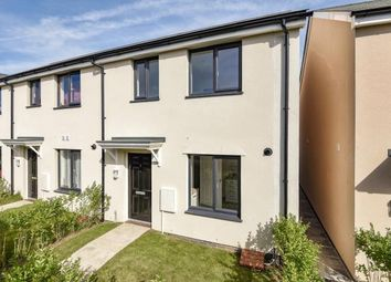 Thumbnail 3 bed semi-detached house for sale in Mawnan Smith, Falmouth, Cornwall