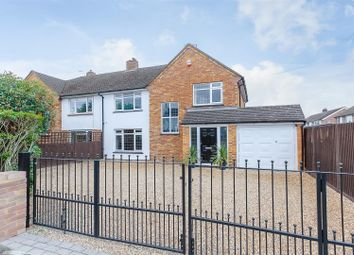 Thumbnail 4 bedroom semi-detached house for sale in Aston Mead, Windsor