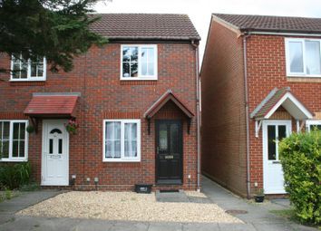 Thumbnail 1 bedroom end terrace house to rent in Haileybury Gardens, Hedge End, Southampton