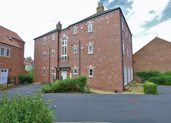 Thumbnail 2 bed flat to rent in St. Helens Mews, Howden, Goole