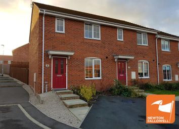 Thumbnail 3 bed property to rent in Palace Gardens, Clipstone Village, Mansfield