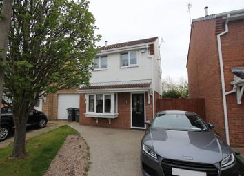 Thumbnail 3 bed detached house for sale in Millington Close, Prenton, Wirral