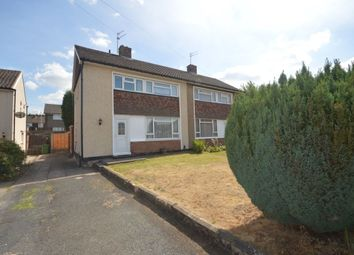 Thumbnail 3 bed semi-detached house to rent in Dereton Close, Dudley