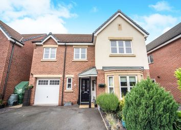 Thumbnail 4 bed detached house for sale in Holland Road, Melton Mowbray
