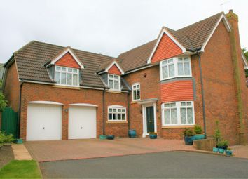 Thumbnail 4 bed detached house for sale in Hillside Drive, Woolton