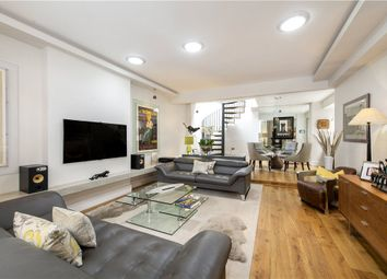 Thumbnail 2 bedroom mews house for sale in Dunstable Mews, Marylebone Village, London