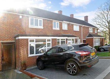 Thumbnail 2 bed terraced house for sale in Barrington Green, Loughton, Essex