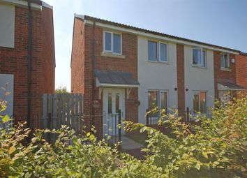Thumbnail 3 bed semi-detached house for sale in Miller Close, Palmersville, Newcastle Upon Tyne