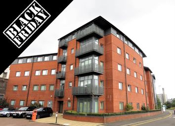 Thumbnail 2 bed flat for sale in Broad Gauge Way, Wolverhampton
