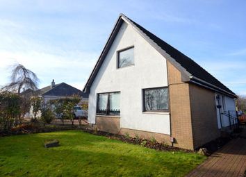 Thumbnail 3 bed detached house for sale in Mountblow Road, Clydebank
