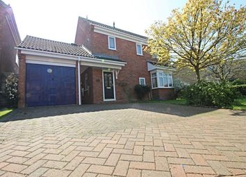 Thumbnail 4 bed detached house for sale in Fishers Way, Godmanchester, Huntingdon