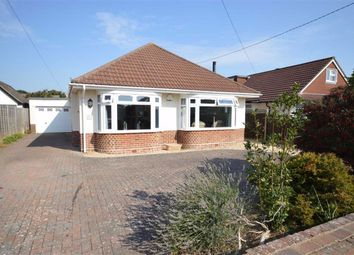 Thumbnail 3 bed detached bungalow for sale in Naish Road, Barton On Sea