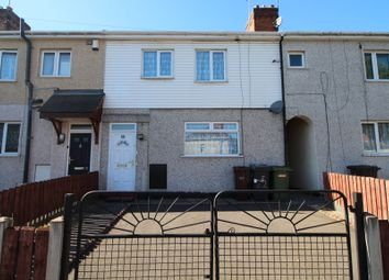 Thumbnail 3 bed terraced house for sale in St. Chads Road, Bilston