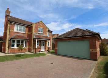 Thumbnail 4 bed detached house for sale in Milton Close, Cherry Willingham, Lincoln, Lincolnshire