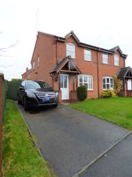 Thumbnail 3 bed property to rent in Elder Close, Uttoxeter