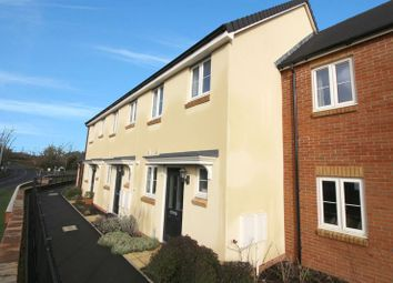 Thumbnail 2 bed terraced house for sale in Mill Path, Tonedale, Wellington