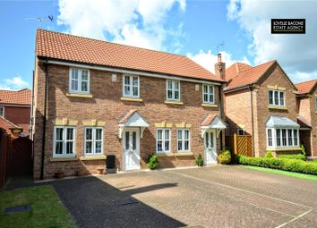 Thumbnail 3 bed semi-detached house for sale in Cornflower Close, Healing