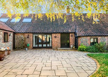 Thumbnail 4 bed detached house for sale in Chapel Road, East Ruston, Norwich