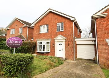 Thumbnail 4 bed detached house for sale in Selborne Close, Petersfield, Hampshire