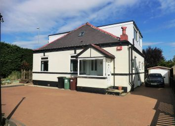 Thumbnail 4 bed detached bungalow for sale in Barleyhill Road, Garforth, Leeds