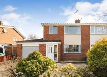 Thumbnail 3 bed semi-detached house for sale in Ullswater Road, Buckley