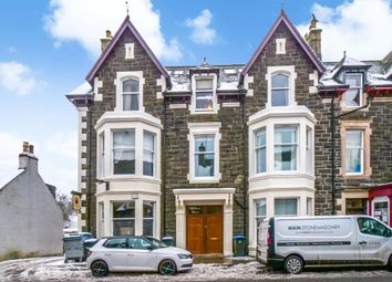 Thumbnail 3 bed flat for sale in Drummond Street, Comrie