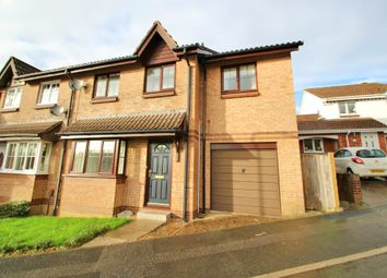 Thumbnail 4 bed semi-detached house for sale in Wellfield Close, Plympton, Plymouth