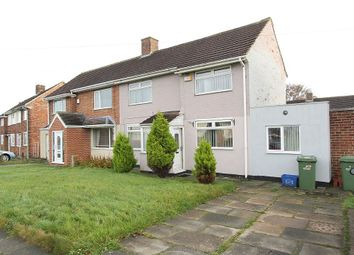 Thumbnail 3 bed semi-detached house for sale in Rosslare Road, Stockton-On-Tees, Durham