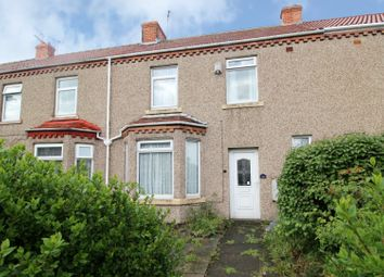 3 bed terraced house for sale in West View Road, Hartlepool, Cleveland TS24
