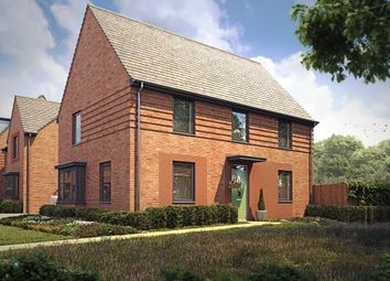 "Thumbnail 4 bed detached house for sale in ""Cornell"" at Langaton Lane, Pinhoe, Exeter"